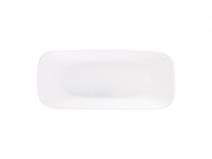 コレール ウインターフロストホワイト スクエア長皿J2210-N