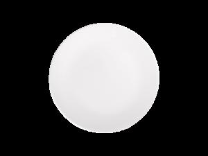 コレール ウインターフロストホワイト 中皿J108-N