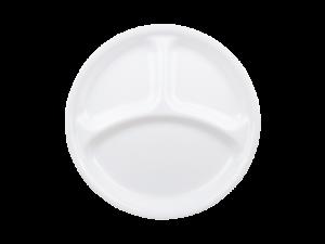 コレール ウインターフロストホワイト ランチ皿(大)J310-N