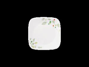 コレール グリーンブリーズ スクエア小皿J2206-GB