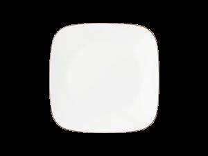 コレール タフホワイト(ネイチャー) スクエア中皿J2211-CRB