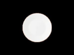 コレール タフホワイト(ネイチャー) 小皿J106-CRB