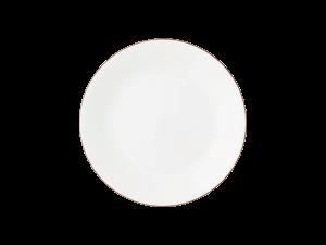コレール タフホワイト(ネイチャー) 中皿J108-CRB