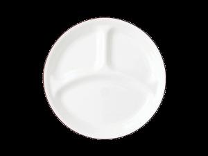 コレール タフホワイト(ネイチャー) ランチ皿(大)J310-CRB
