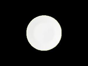コレール タフホワイト(リーフ) 小皿J106-CRG