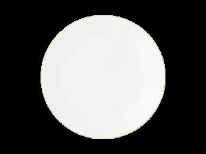 コレール タフホワイト(リーフ) 大皿J110-CRG