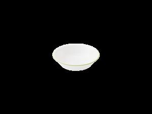 コレール タフホワイト(リーフ) 小ボウルJ410-CRG